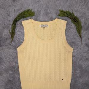 Tommy Hilfiger henry sweater vest